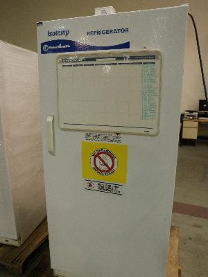 Fisher Scietnific Isotemp Laboratory Refrigerator