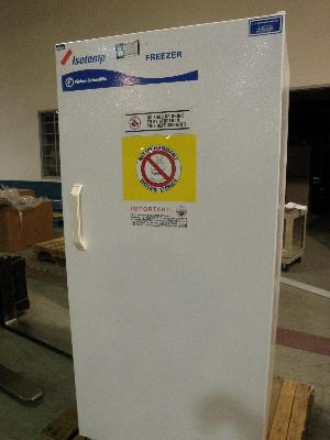 Fisher Scientific Isotemp Laboratory Refrigerator