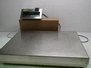 Mettler Toledo High Precision Bench Scale with Digital ID1 Plus Terminal