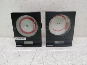 Lot of 2 Dickson SL435007 Chart Recorders