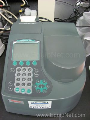 Thermo Electron Genesys 10uv Spectrophotometer
