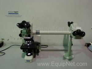 Nikon Eclipse E600 Triple-Head Teaching Microscope