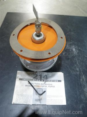 Monitor Mfg. KA Rotary Paddle Bin Monitor