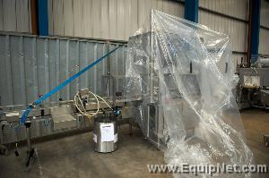 DT Industries Swift Pack 4CSPP Capping Machine