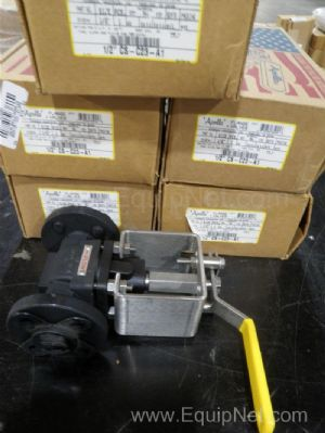 Lot of 6 Apollo CS-C23-A1 Ball Valves