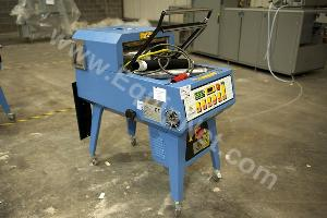 Pactur 45/S Lady Pack sealer heat tunnel