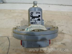 Fisher Control L-50 Pressure Regulator