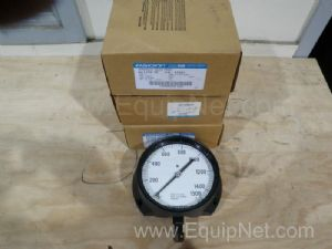 Lot of 4 Ashcroft Pressure Gauges