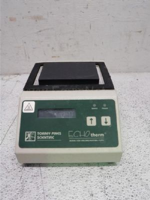 Torney Pines Scientific IC20 Echo-Therm Chilling/Heating Plate