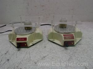 Lot of 2 Sorvall BBUAAUV1S The Belly Button Vortexer