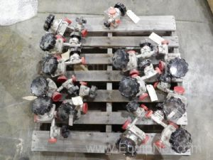 Lot of 13 Assorted Valves