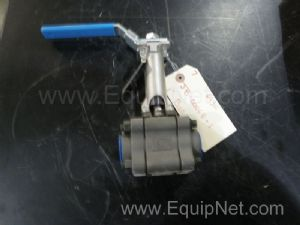 Jamesbury JB0006E1 One Inch Ball Valve