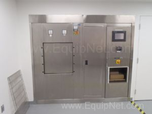 1999 Steris Finn- Aqua 669 Double Door Autoclave - Sterilizer