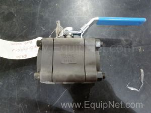 Jamesbury Two Inch Ball Valve