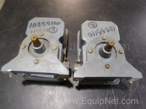 Lot of 2 Allen-Bradley 808-E17 Zero Speed Switches