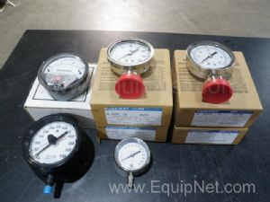 Lot of 10 Assorted Gauges