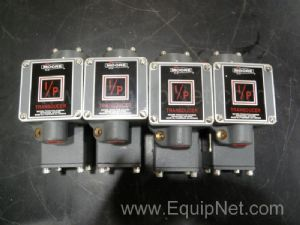 Lot of 4 Moore Products 77-16 Transducers