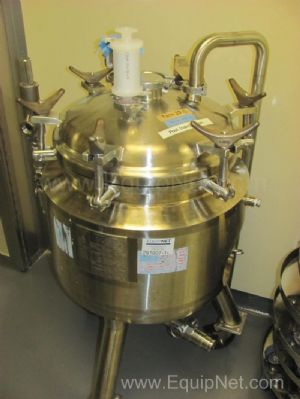 Precision Stainless 60 Liter Portable Jacketed Vessel