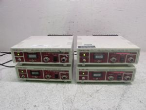 Lot of 4 Harvard Homeothermic Blanket Control Units