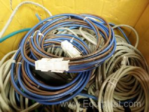 Lot of Assorted Data Cable