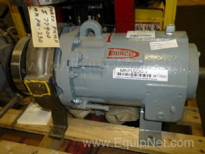Unused MAG Drive Durco Pump Size LH 342-82/75RV 316SS,