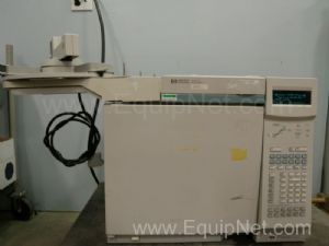HP 6890 Series Gas Chromatograph