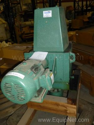 Unused Lighning Mixer Model 83-0-CMX, with 5 HP 1750 RPM Motor