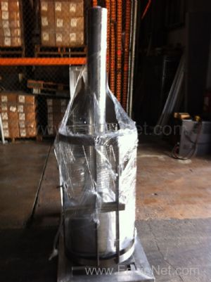 Lot of (2) two Drum Lift Holder Set