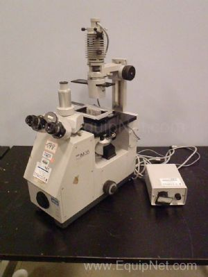 Zeiss IM35 Microscope with 10x and 25x Objectives