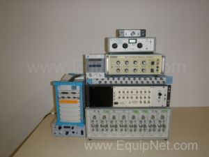 Lot of Misc. Electronic Equipment