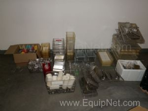 Large Quantity of Animal Caging and Supplies