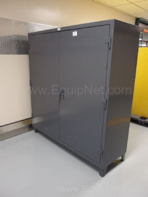 Strong Hold Steel Cabinet