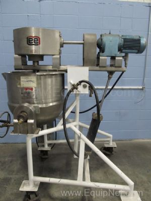 Lee Industries 40 Gallon Steam Jacketed Double Motion Mixing Kettle