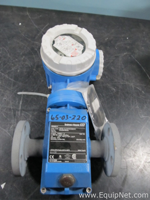 Endress and Hauser Promag 23 Flow Meter