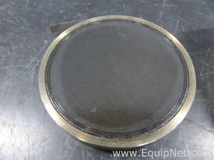 Lot of 4 Fike 8 Inch Graphite Rupture Disk