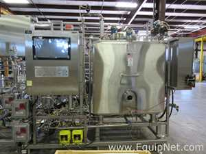 Central States Industrial Extraction Phase and CIP Skid 1034-D-003