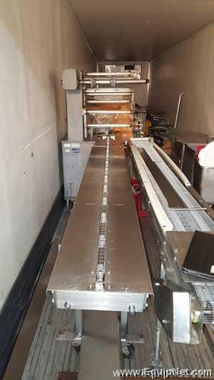DoBoy Mustang IV Automatic Flow Wrapper