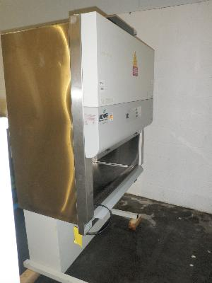 NuAire Nonu 4 1 Spec Stainless Steel Biological Safety Cabinet