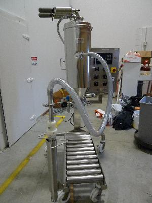 Iedco Vacuum Conveyor Weighing And Batching System
