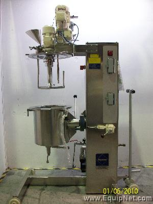 Fryma Maschinen AG VME-12 Stainless Steel Vacuum Mixer