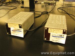 (2) Lab Supplier Company Heat Blocks Model BR6A