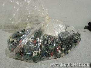 Lot of Assorted Push Button Switches