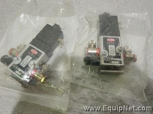 Herion Solenoid Valves Lot of (2)