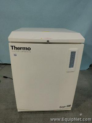 Thermo Electron Cryo 200 Cryogenic Storage Freezer