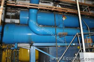 Two Ammonia Cooled Glycol Chillers
