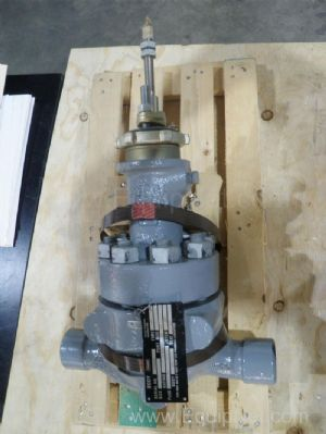 Fisher Controls Gate Valve