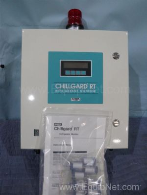 Mine Safety Appliance Co. A-RT-C-8 Refrigerent Monitor