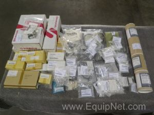 Lot of Approximately 75 Pieces Shimadzu HPLC Parts