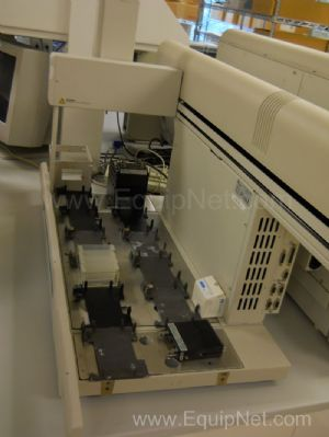 Beckman Biomek 2000 Laboratory Automation Workstation