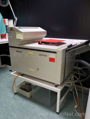Fuji RG II X Ray Film Processor